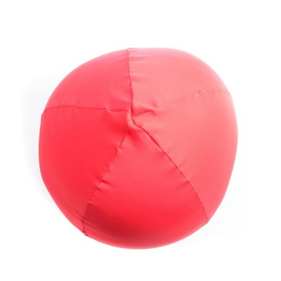 Pouf Poire Rouge Stretch BiG52
