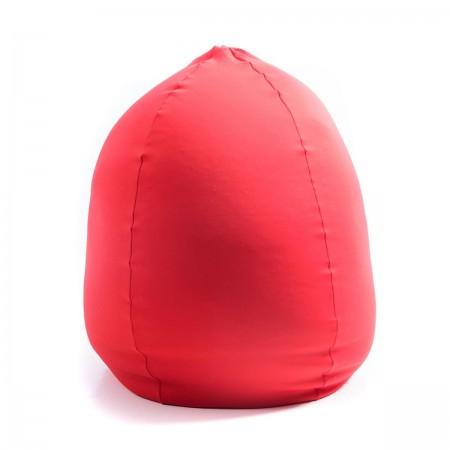 Puf Rojo Pera Stretch BiG52
