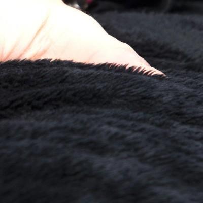 Puf Sillón Redondo Negro Polar - BiG52 TiTAN S