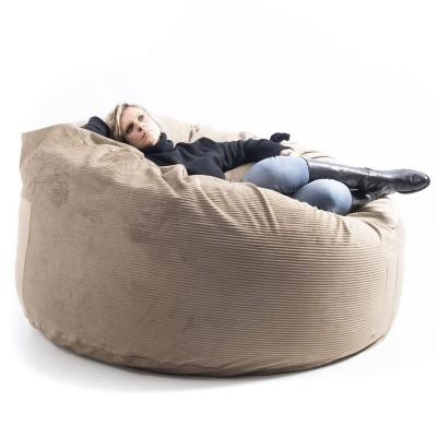 Riesen Sitzsack XXXL BiG52 TiTAN - Beige Cord