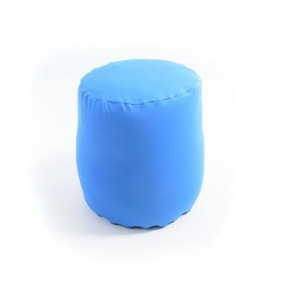 Pouf Repose Pieds Stretch BiG52 Bleu