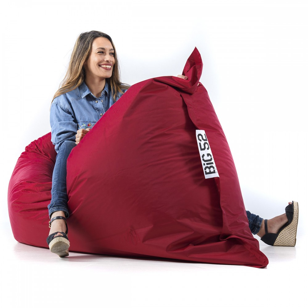 Giant Pouf Bordeaux BiG52