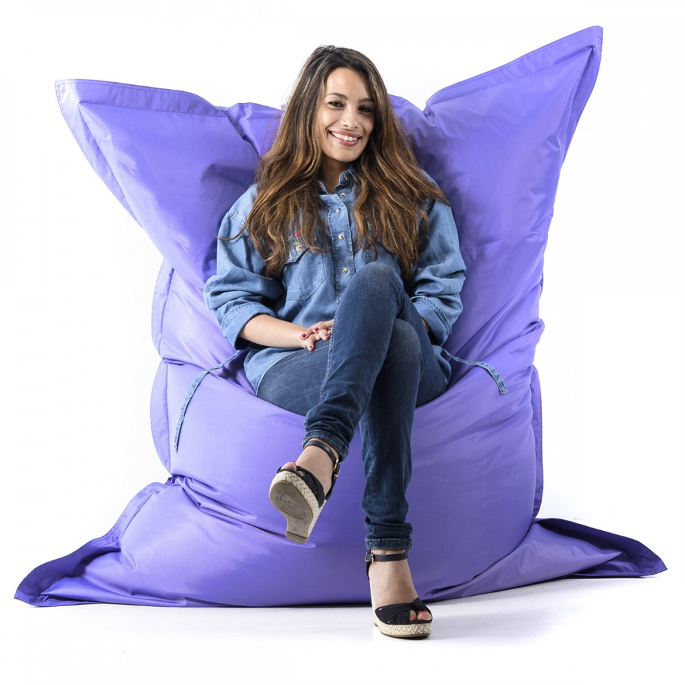 Pouf Parma Giant Purple BiG52
