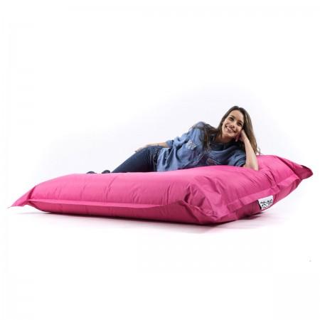 Pouf gigante rosa BiG52