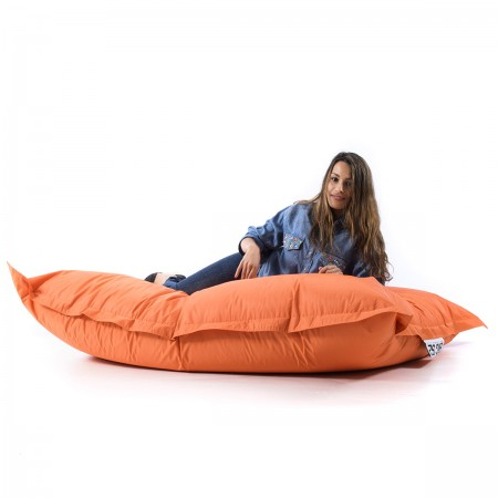 Pouf gigante arancione BiG52