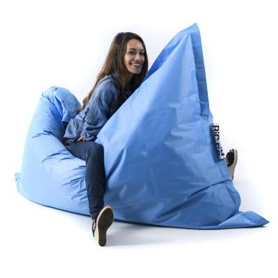 Riesiger Sitzsack Sky Blue BiG52