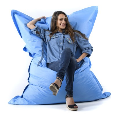 Pouf gigante Sky Blue BiG52
