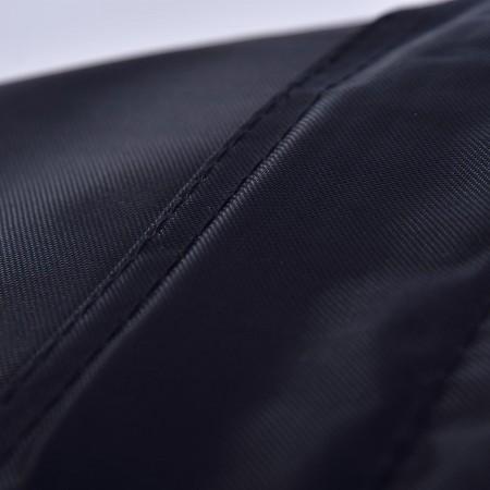 Riesiger schwarzer Hocker BiG52