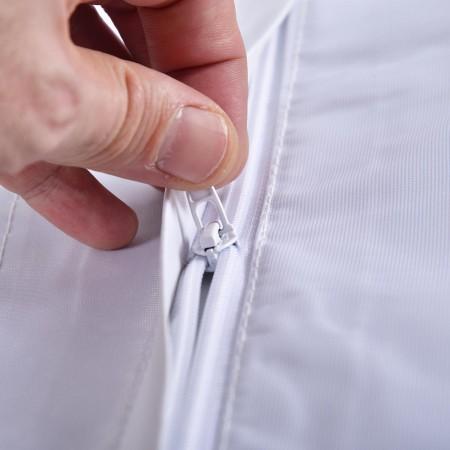 Riesige Hockerhülle BiG52 CLASSIC Weiß
