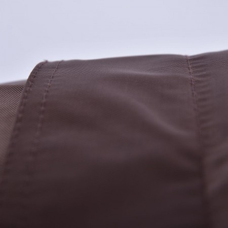 Riesige Hockerhülle BiG52 CLASSIC Chocolate Brown