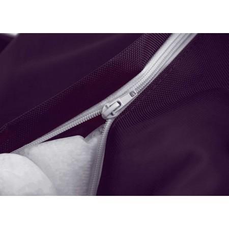 Pouf Géant Extérieur Aubergine BiG52 IRON RAW