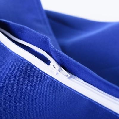 Pouf Géant Extérieur Voile Bateau Bleu Marine BiG52