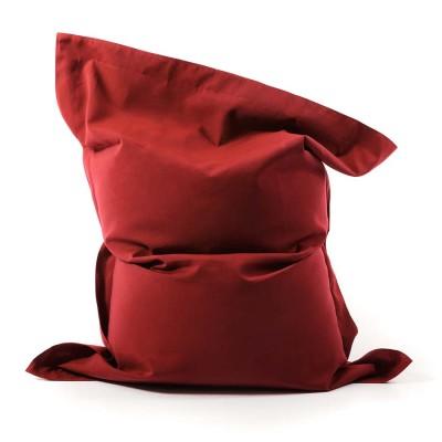 Puf gigante al aire libre Velero rojo BiG52