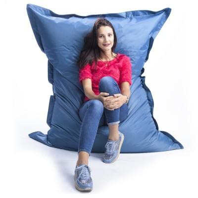 Puf Gigante Pato Azul BiG52
