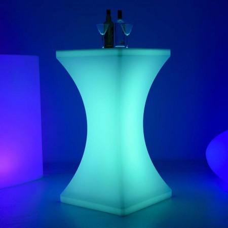 Mange debout Lumineux LED Multicolore - SQUARE