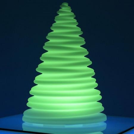 Árbol iluminado con LED 50C