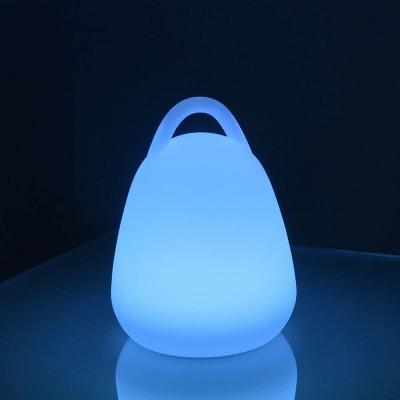 Lampada da tavolo a LED multicolore 21C Nomad