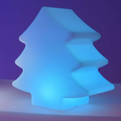 Árbol iluminado con LED 25C