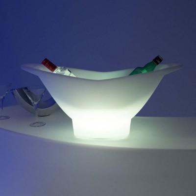 Lavabo con luz LED multicolor 29C