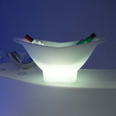 Lavabo luminoso a LED multicolore 29C