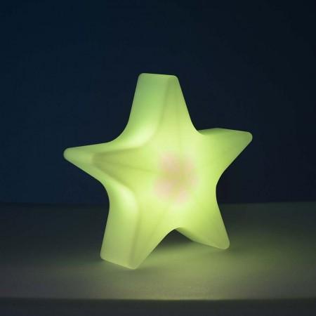 Estrella de luz LED multicolor 20C