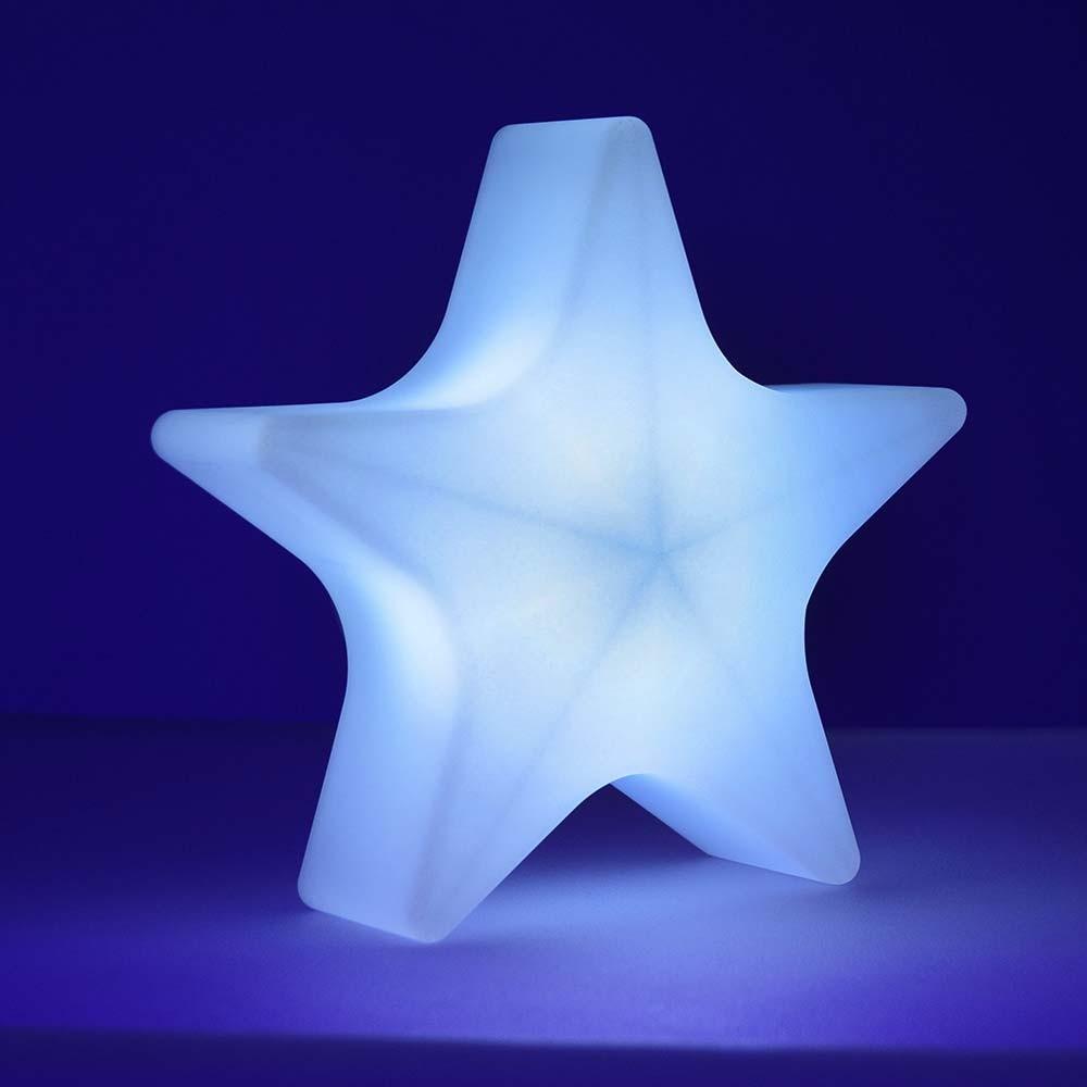 Étoile Lumineuse LED Multicolore 20C