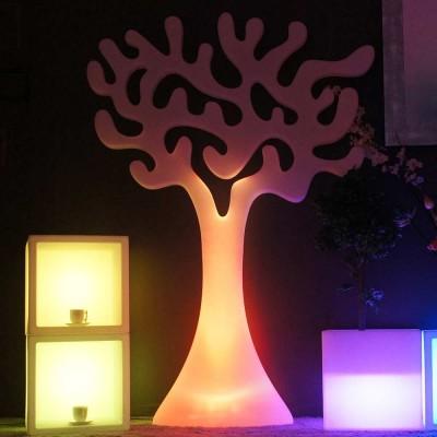 Arbre Lumineux à LED Multicolore