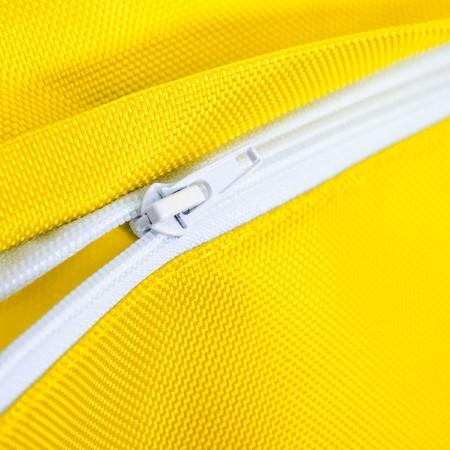 Pouf Géant Extérieur Jaune BiG52 IRON RAW