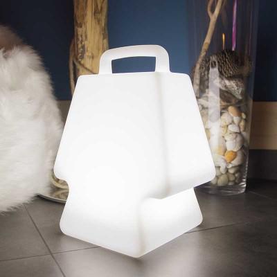 Lampada da tavolo a LED multicolore Nomad 38C