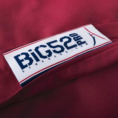 Pouf Géant Rouge BiG52 PRO