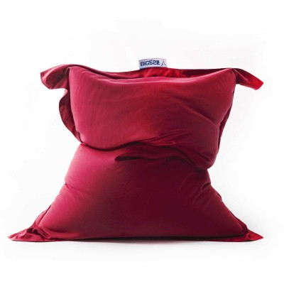 Riesiger roter Sitzsack BiG52 PRO