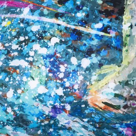 Pouf Géant ART52® - Van Gogh POP