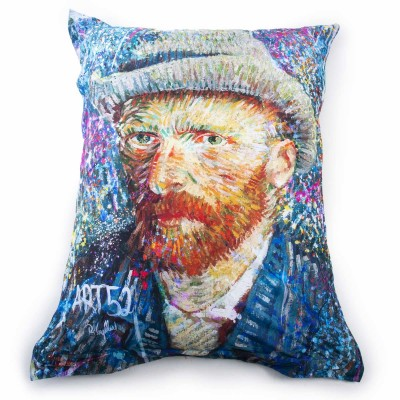 Puf gigante ART52® - Van Gogh POP