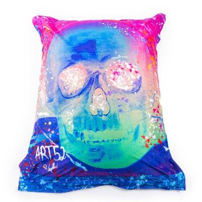 Giant Pouf ART52® - Mehrfarbiger Waschtisch