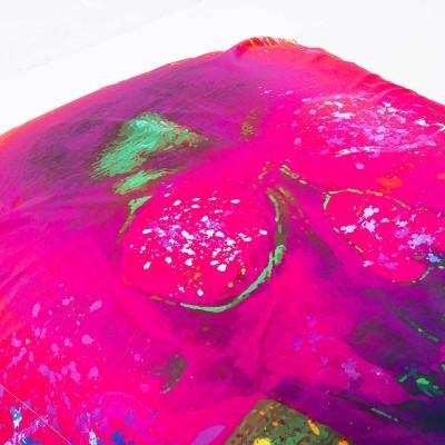 Pouf Géant ART52® - Vanité Rose