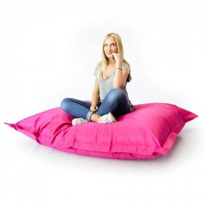 Giant Pouf Pink XL - drinnen und draußen
