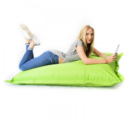 Pouf Géant Vert XL