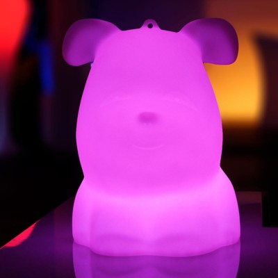 Cane luminoso a LED multicolore - VALPER