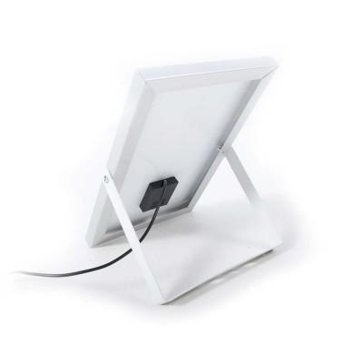 Chargeur solaire - Mobilier Lumineux LEDCOLOR