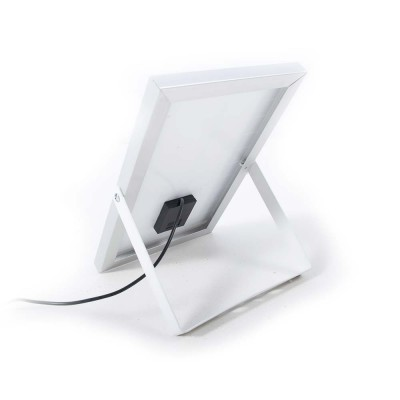 Solarladegerät - Leuchtende Möbel LEDCOLOR