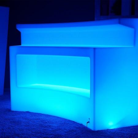 Barra luminosa a LED multicolore - KRUG ROUND
