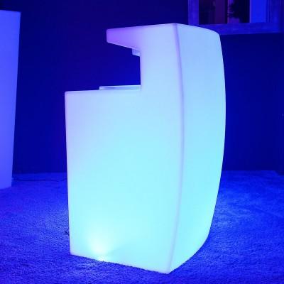 Mehrfarbige LED-Lichtleiste - KRUG ROUND