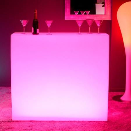 Barra de luces LED multicolor - KRUG SQUARE