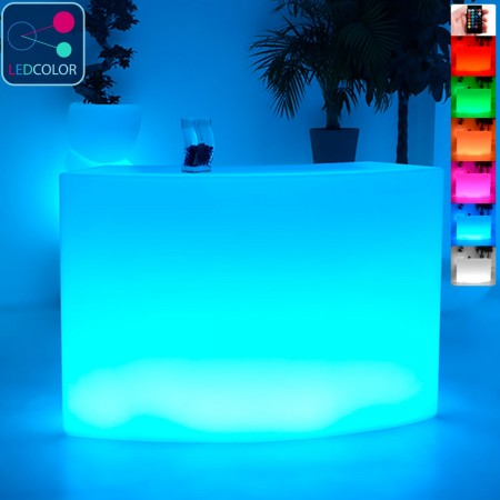 Mehrfarbige LED-Lichtleiste - RUND