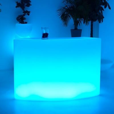 Barra de luces LED multicolor - REDONDA