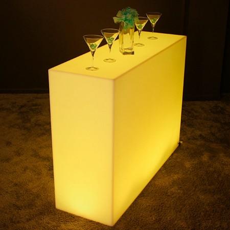 Barra de luces LED multicolor - CUADRADO