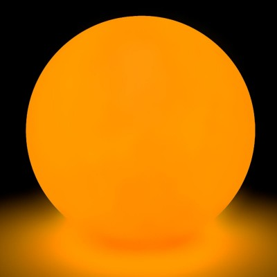 Bola de luz LED multicolor - 20 cm
