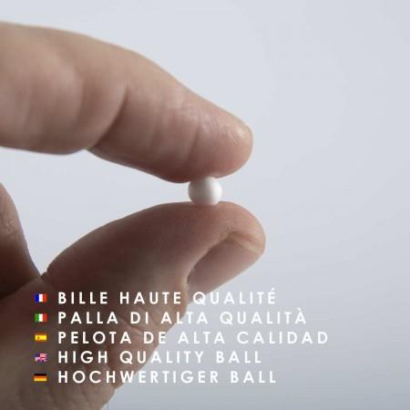 Puf Cube BiG52 - Piel Sintética Chocolate