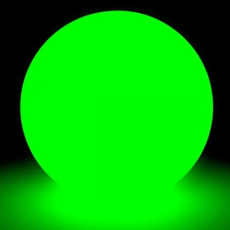 Boule Lumineuse à LED Multicolore - 30 cm