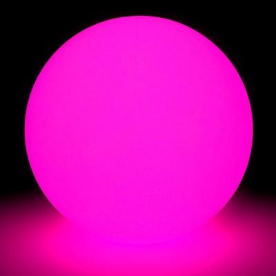 Sfera luminosa a LED multicolore - 30 cm